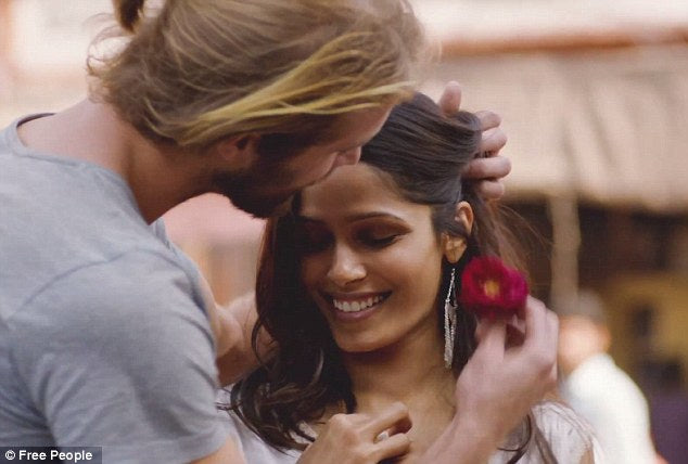 Free People Presents Ranjeen starring Freida Pinto and Tom Bull