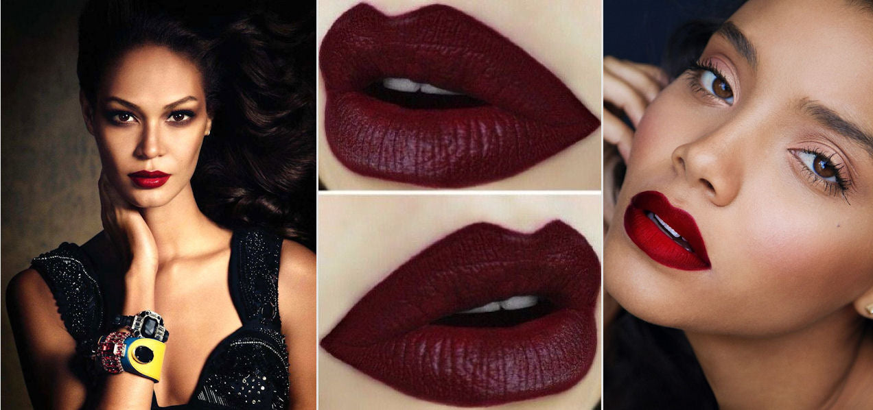 Go Bold - Matte Red Lips