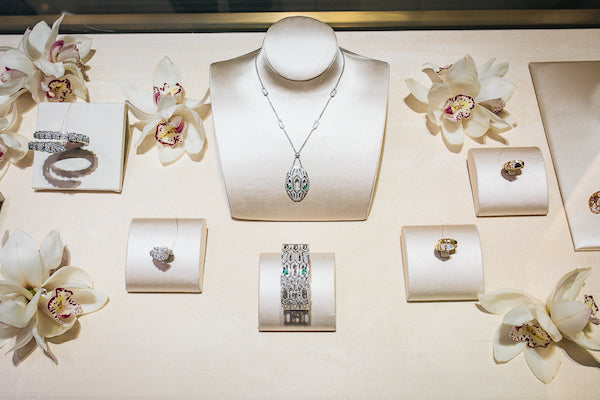 More gorgeous pieces from BVLGARI