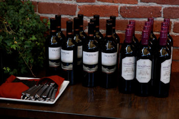 The products were inspired by various wines.