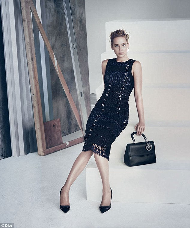 "The ""Be Dior""  bag is elegant yet chic."