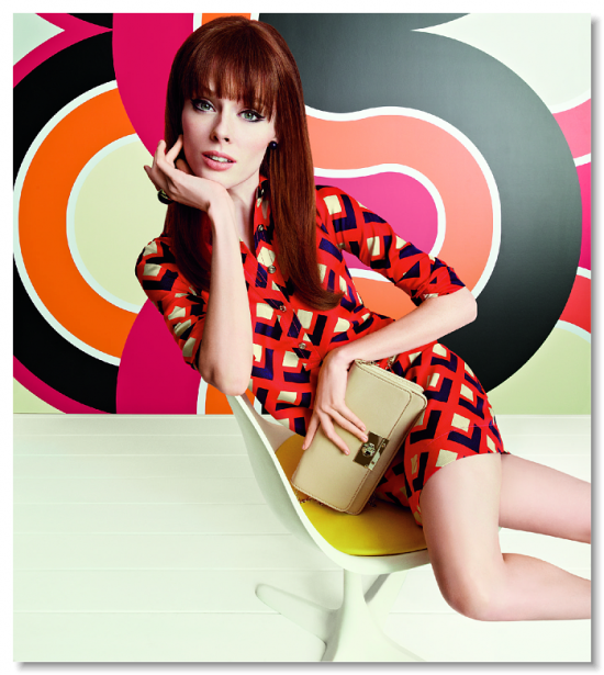 Mad for Mod - The Banana Republic Mad Men Capsule Collection was one it's better style moments.