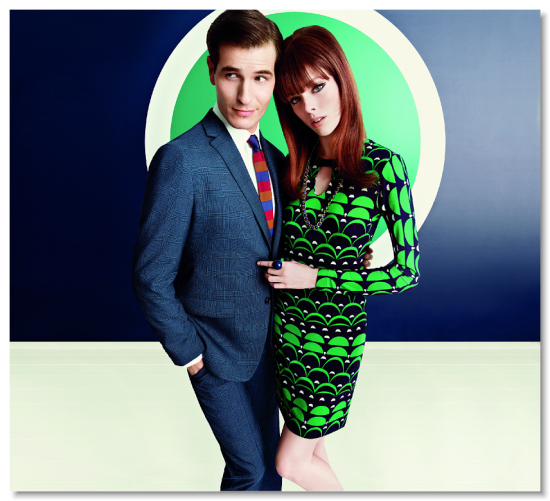 Banana Republic Mad Men Inspired Capsule Collection