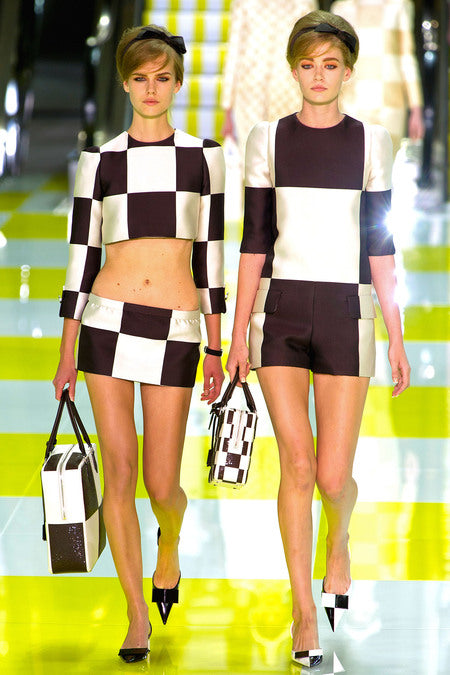 Retro Chic at Louis Vuitton's Spring 2013 RTW Show