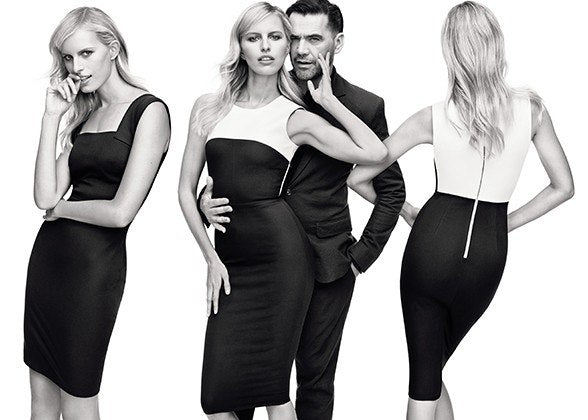 Making a comeback : Roland Mouret for Banana Republic