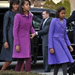 The Obama girls in J.Crew