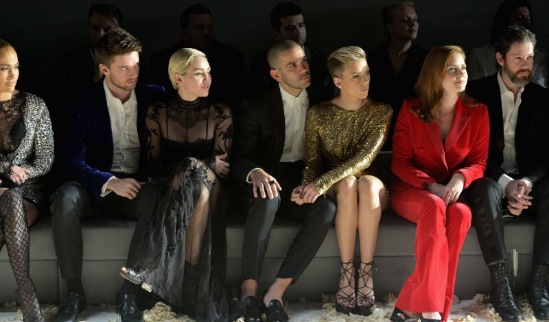 Tom Ford's star studded Los Angeles show.