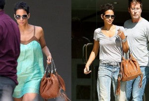 Halle Berry Totes
