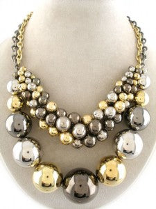 Rue de Chic Statement Necklace