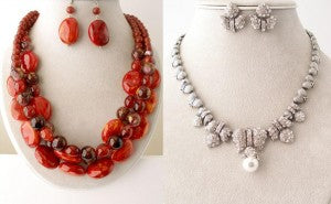 Bold but affordable Statement Necklaces!