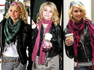 Gossip Girl Fashion - Taylor Momsen