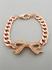 "The ""Sofie"" Bow Bracelet"