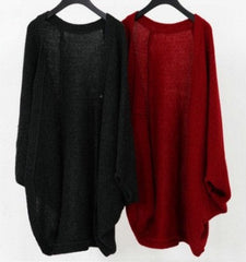 "The ""Briony"" Sweater Cape"