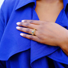 Marcele Multi-Stone Ring