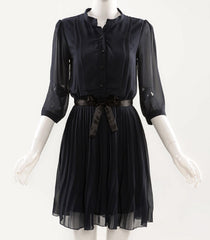 "The ""Claire"" Pleated Dress"