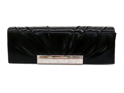"The ""Lily"" Pleated Evening Bag"