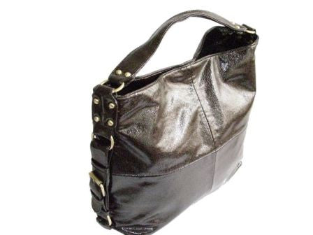 Perfectly Sized Faux Leather Hobo