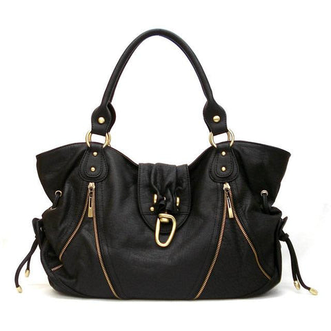 "The ""Genevieve"" Satchel"