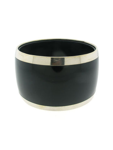 "The Black ""Arianne"" Bangle"