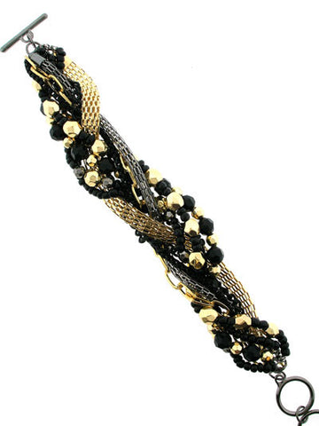 "The ""Jocelyn"" Interwoven Bracelet"