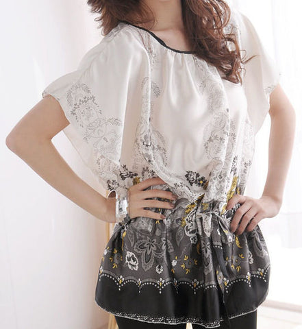 "The ""Brisa"" Bohemian Blouse"