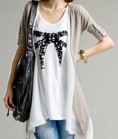 "The ""Bryce"" Ribbon Blouse"