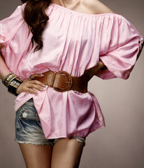 "The ""Estelle"" Off the Shoulder Blouse"
