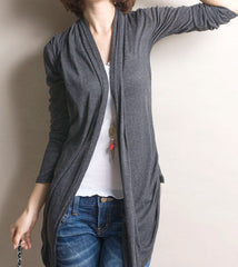Casual Chic Long Cardigan