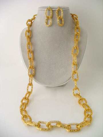 "The ""Bella"" Necklace Set"