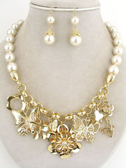 "The ""Juliette""  Necklace Set"