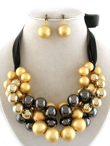 "The ""Ava"" Statement Necklace"