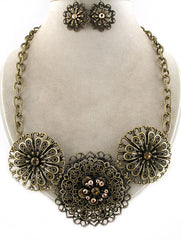 "The ""Armelle"" Necklace Set"