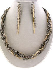 "The ""Josette"" Necklace Set"