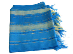 "The Blue ""Chelsea"" Scarf"