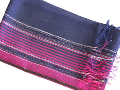 "The Blue & Pink ""Chelsea"" Scarf"