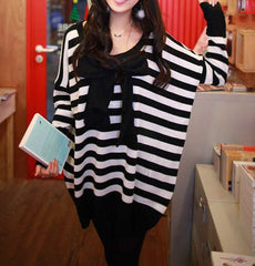 "The ""Mimi"" Striped Blouse"