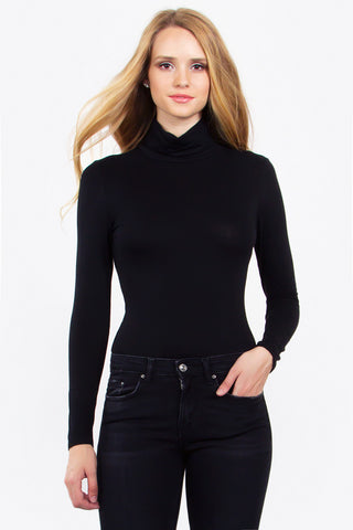Audrey Mock Neck Body Suit