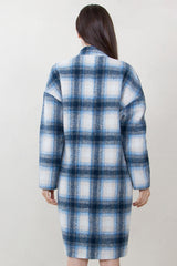 Office Ace Plaid Jacket