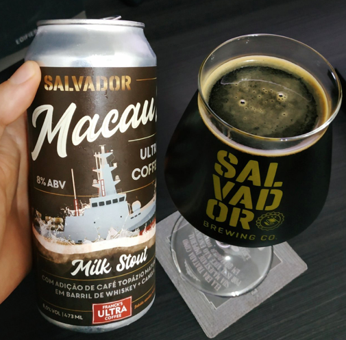 Salvador Brewing Co. - Macau #2