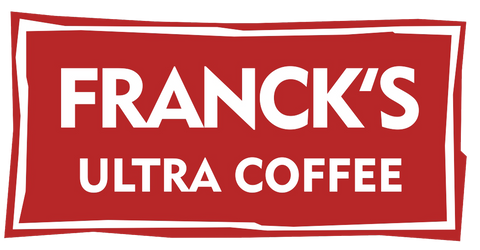 Café Maturado em Barril de Whiskey Bourbon - 1Kg - Franck's Ultra Coffee - Desde 2016