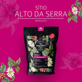 Sítio Alto da Serra (Microlote) - Catuaí Amarelo por The Good Coffee Roasters - Franck's Ultra Coffee - Desde 2016