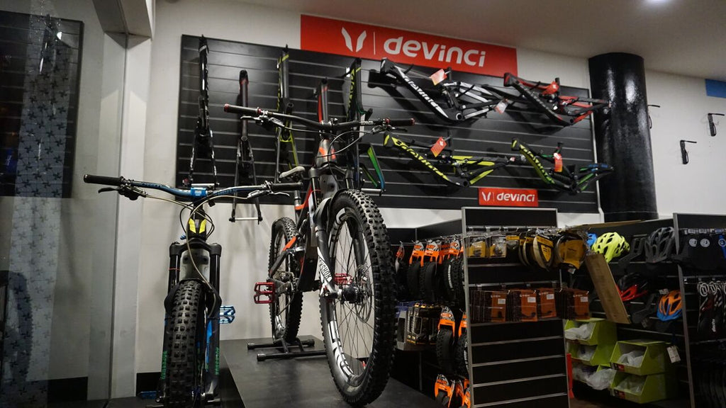 Where to buy new mountain bikes for sale in Singapore online!