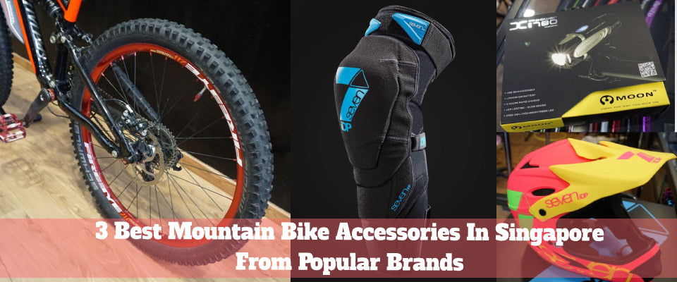 3 Best Mountain Bike Accessories In Singapore From Popular Brands