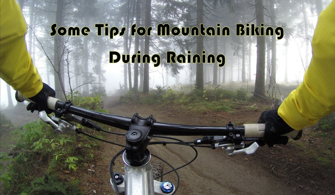 Effective tips to mountain bike in Singapore when it is raining