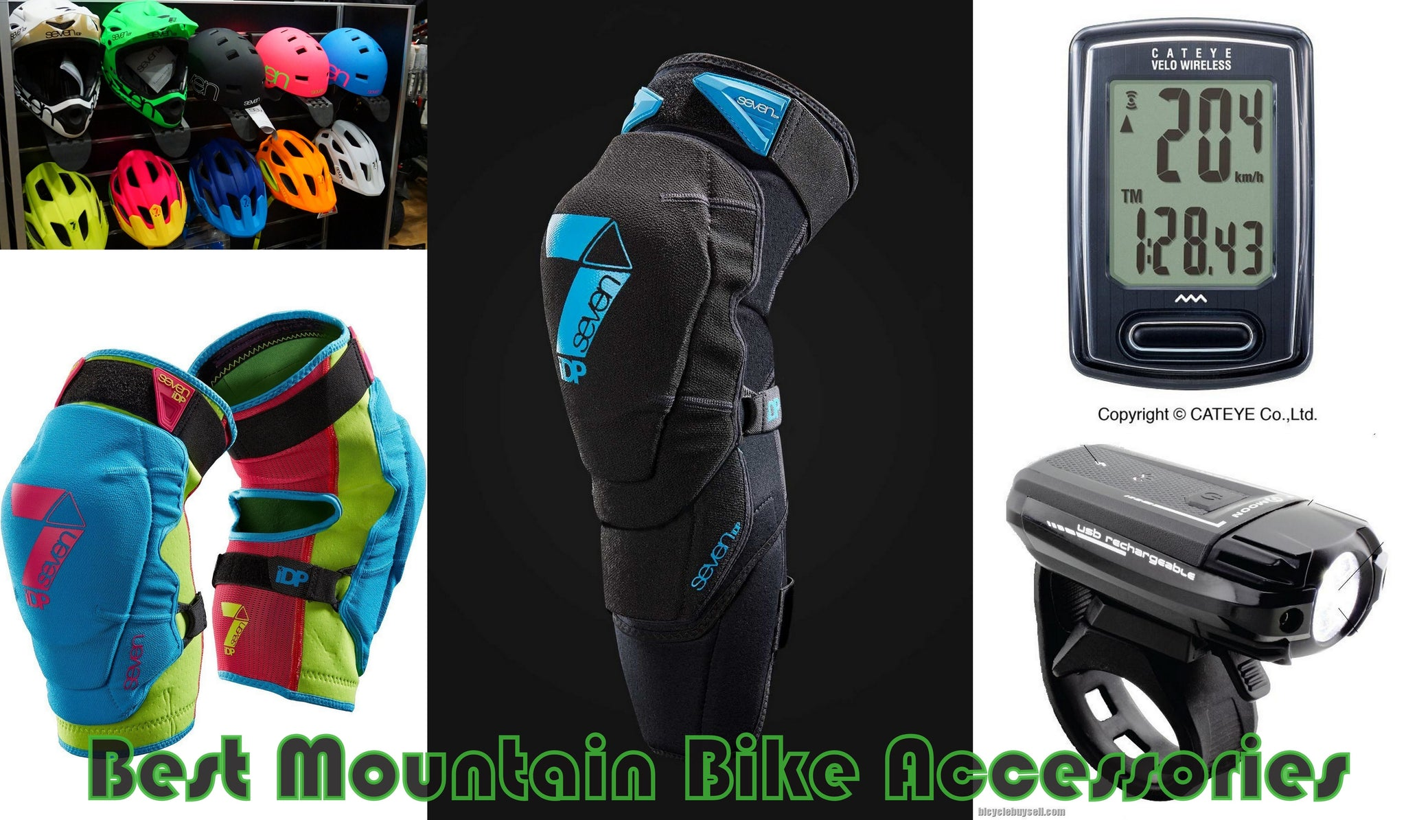 4 Best Mountain Bike Accessories In Singapore