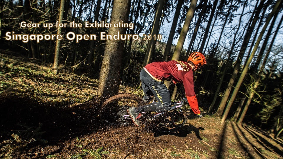 Gear up for the Exhilarating Singapore Open Enduro (SOE) 2018! Here's how!