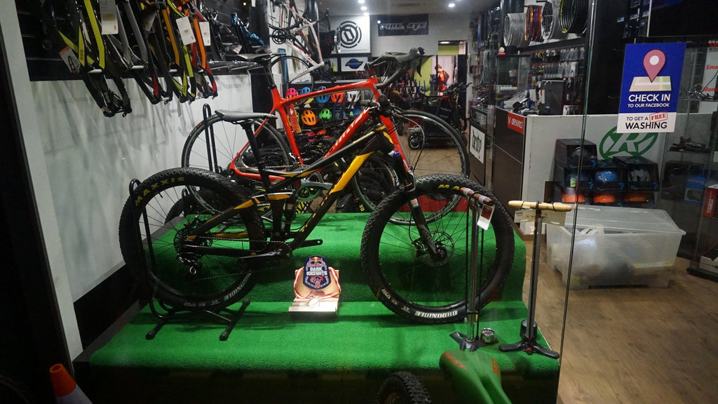 Best Bike Shop in Singapore to Guide for Bike Trails