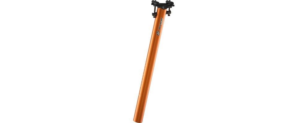 Reverse Seat Post Comp Lite 31.6mm 400mm ORANGE