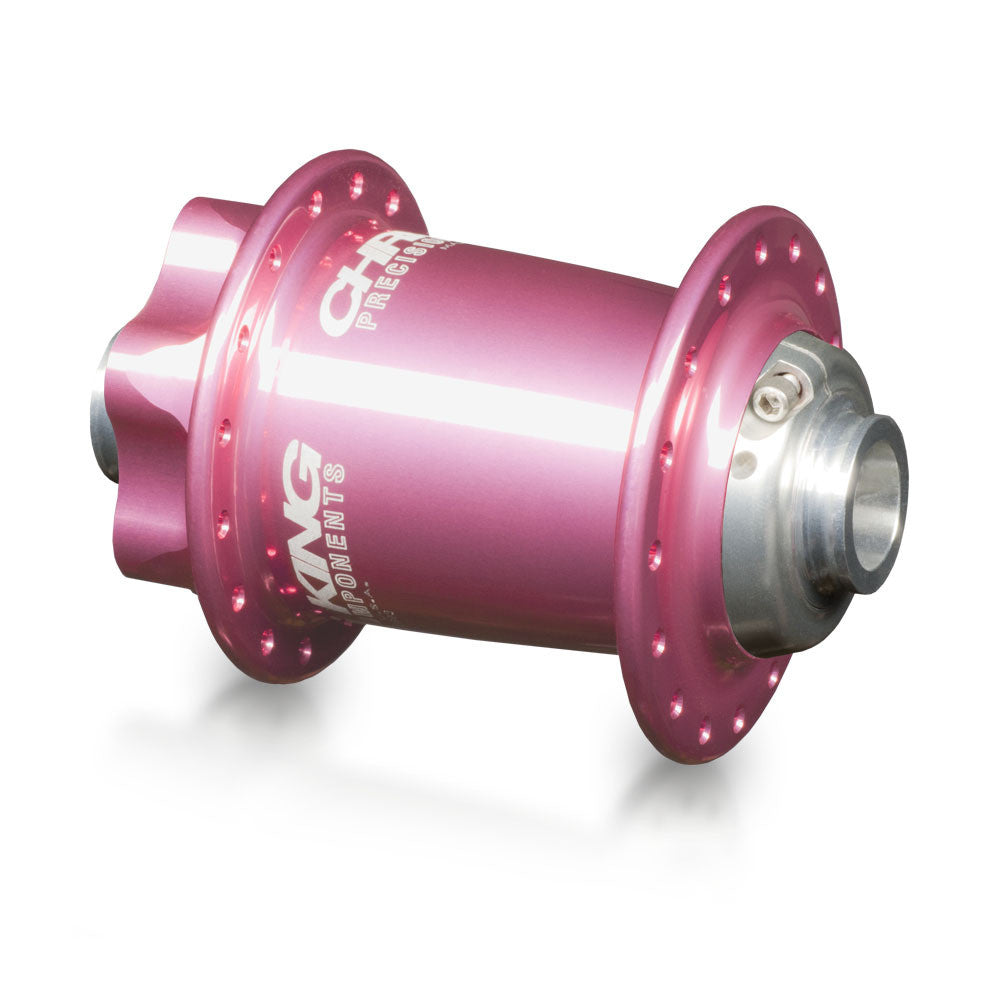 CHRIS KING ISO FRONT PINK FK1054 - Bike technics