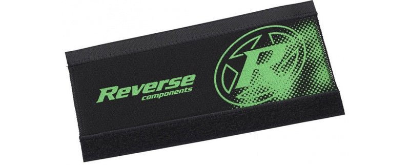 Reverse Chain Stay Cover BLACK/GREEN